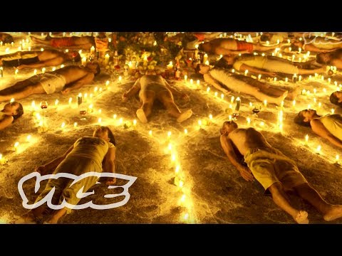 Conjuring the Dead at Venezuela's Fire Ceremony