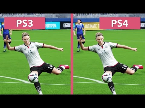 FIFA 16 – PS3 vs. PS4 Graphics Comparison (Demo) [FullHD][60fps]