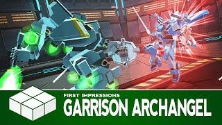 Garrison: Archangel | PC Gameplay & First Impressions