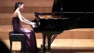 Tiffany Poon plays Chopin Ballade No.1 in G Minor, Op.23