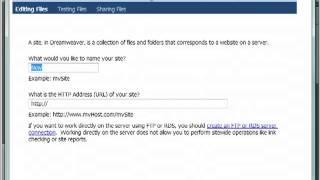 Начало - создание сайта на Adobe Dreamweaver.flv
