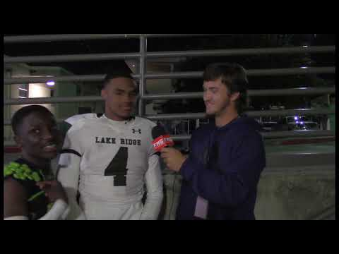Lake Ridge Throttles Grand Prairie 41-0