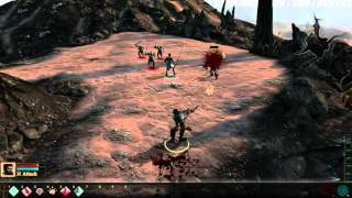 Dragon Age 2 - Mage Gameplay PC