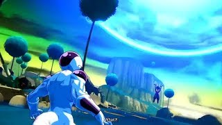 LEND ME YOUR ENERGY!! Goku vs. Frieza Spirit Bomb DRAMATIC FINISH | Dragon Ball Fighterz DLC Pack #3