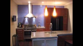 Concrete Countertops For The Kitchen   Solid Surface On The Cheap