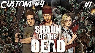 ★ Custom Zombie (#4) ; Shaun Of The Dead ! #1 ★