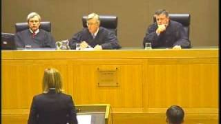 2008 Davis Moot Court Winning Oral Argument