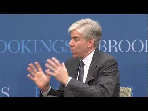 Meet the Press at Brookings: Why the World Needs America