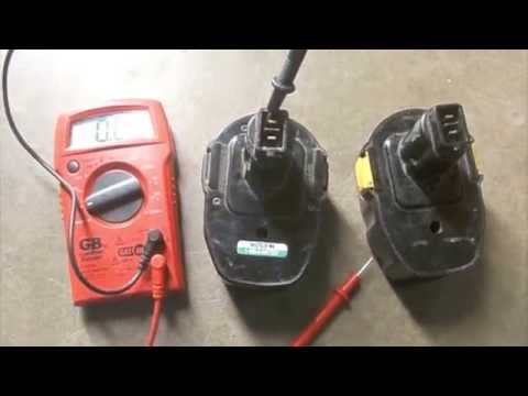 Battery Polarity Test That Works On All Batteries How To