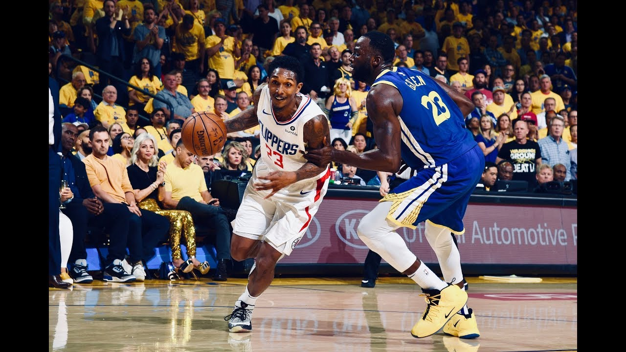 Clippers Force Game 6 Vs. Warriors | Last 4 Minutes Of 4th Became All About Lou Will