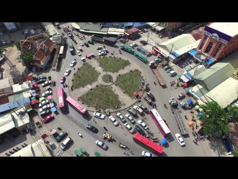 New Casino and Hotel in PoiPet Cambodia by Inspire 1 | DJI #6