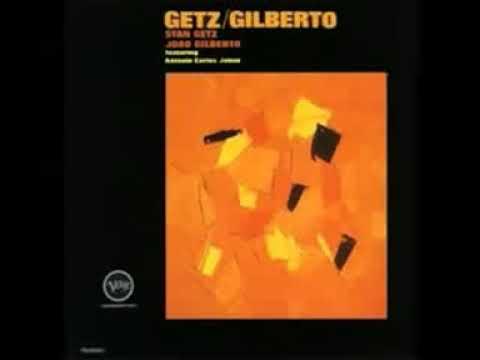 Stan Getz & João Gilberto - O Grande Amor