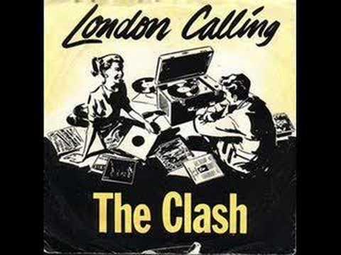 The Clash - Armagideon Time [Single]