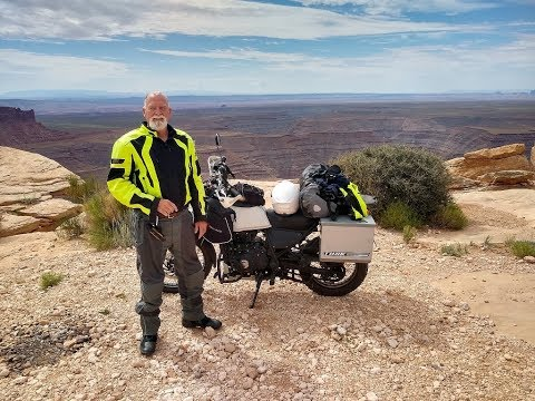 Cross Country on a Royal Enfield Himalayan Part 3