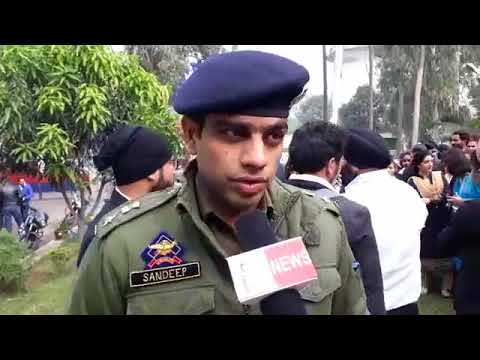 SP South Jammu dwells on role of Law students