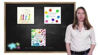 MINT und Vorlesen: in Aktion | Farben