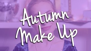 An Amazing Autumn Makeup Tutorial Thumbnail