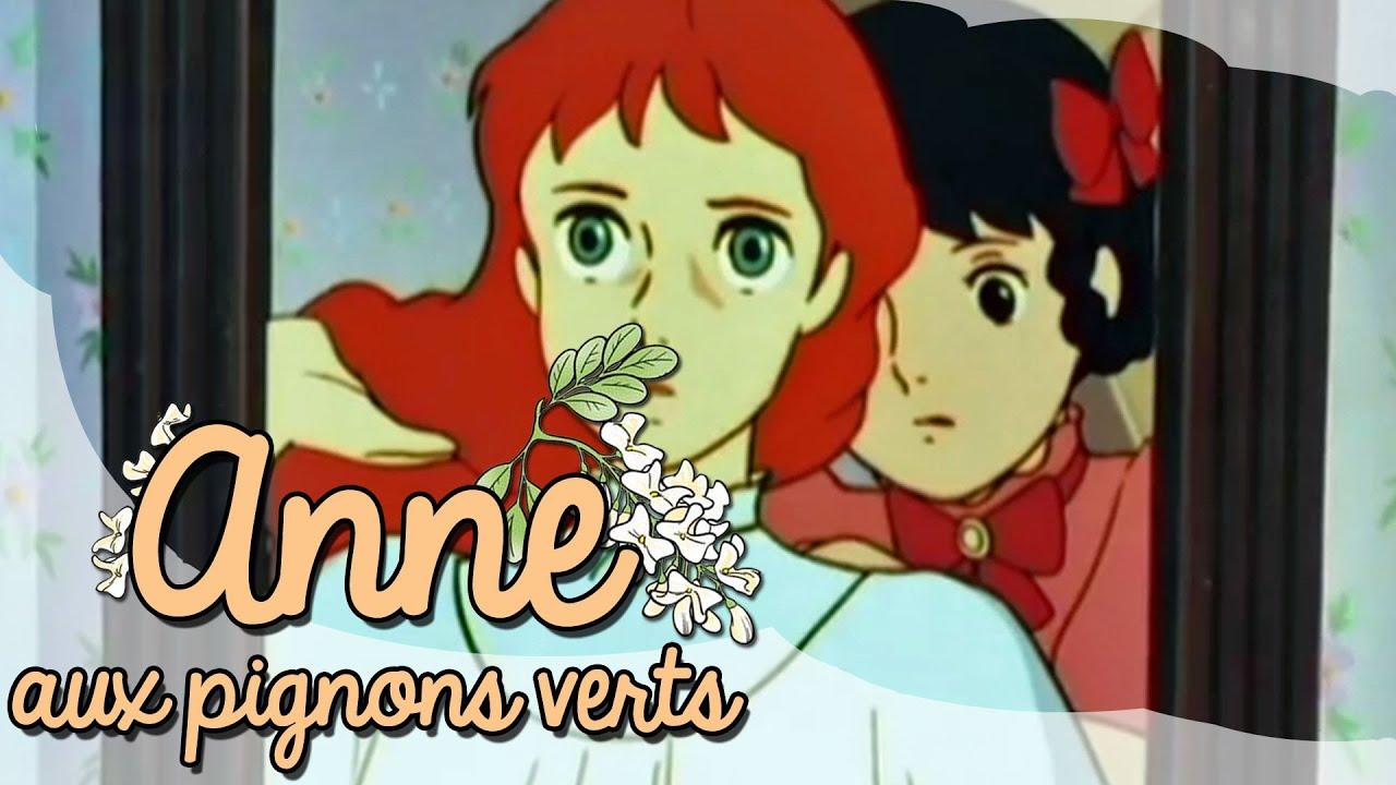 Anne aux pignons verts pisode 40 la soir e de gala for Anne et la maison aux pignons verts film