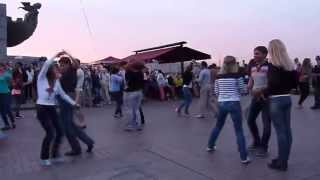 Salsa Open Air Dance St.Petersburg