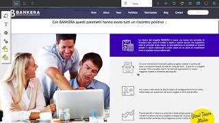 Ottimizzazione di un sito per cellulare e tablet con Builderall Pixel Perfect Builder