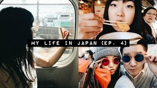 eating all the food ft my dad   japan vlog ep 4