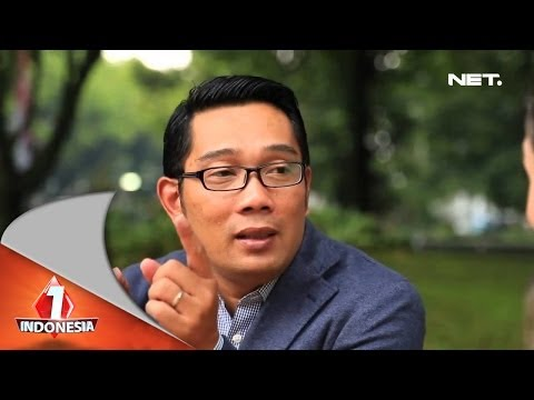 Satu Indonesia - Ridwan Kamil - Walikota Bandung