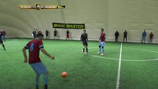 Обзор матча Поле 1 7 112 УКРАЇНА 1 1 PROMETHEUS SFCK Street Football Challenge Kiev