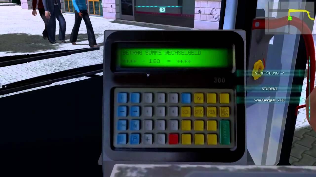 Kassen Simulator Spiel