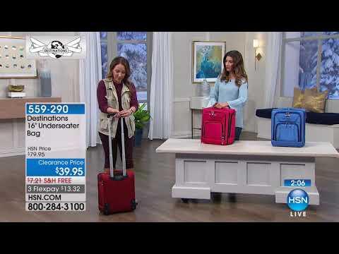 HSN | Travel Essentials 01.02.2018 - 06 PM