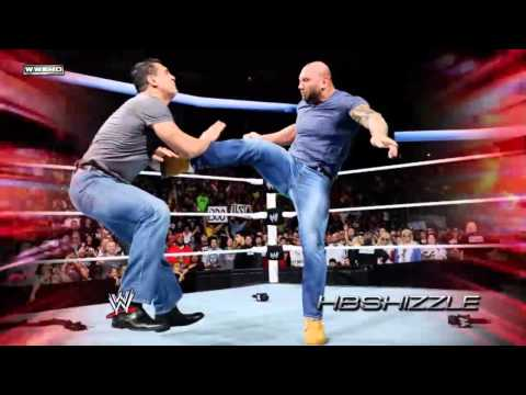 2005-2014: Batista 4th WWE Theme Song -