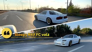 Sleepy Mazda RX7 FC vol2