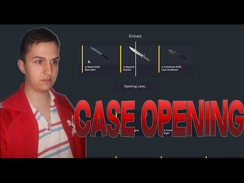 CASE OPENING DE 200$ DE ZIUA MEA ;3  - OPENCSGO