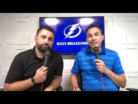 Best Bolts Coverage - Bolts Breakdown with Jay Recher and Bryan Burns (12/3/18)