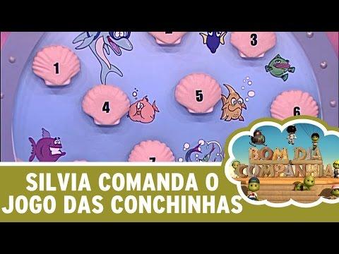Bom Dia e Cia. (14/06/16) - Silvia Abravanel comanda o Jogo das Conchinhas