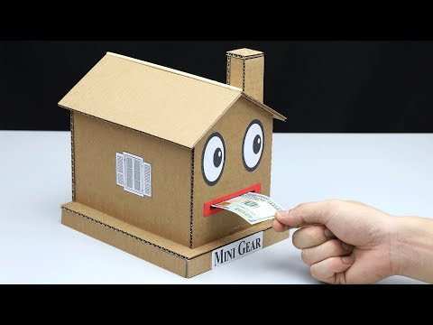 How to Make Toy House Saving Money