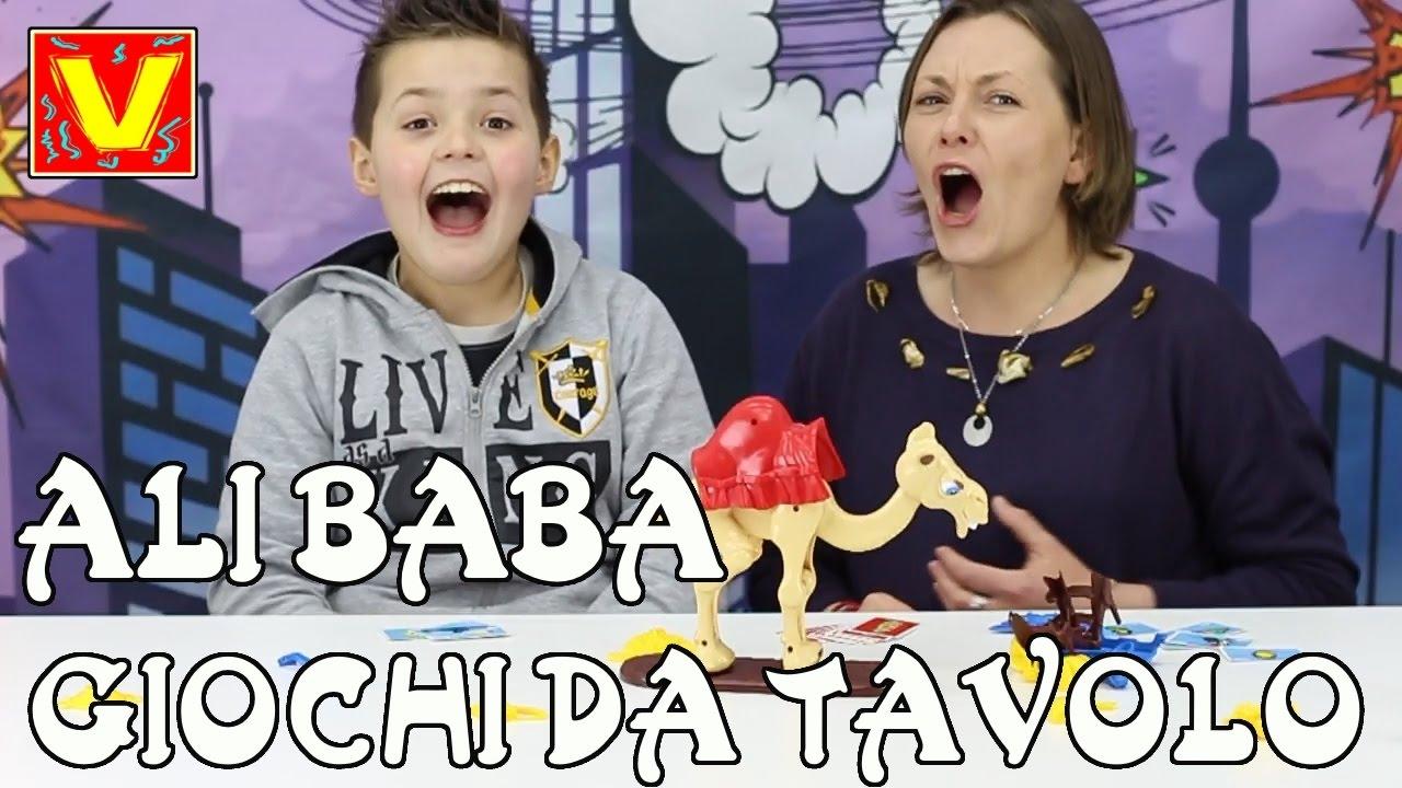 Alibaba 39 e il cammello pazzerello gioco da tavolo per bambini non facciamo arrabbiare il - Gioco da tavolo non t arrabbiare ...