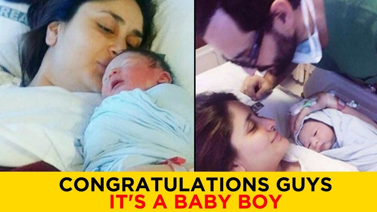 Image result for its a boy kareena