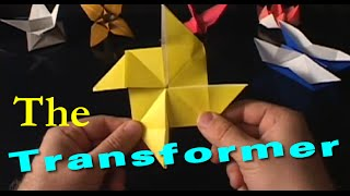 #7: How to Make an Origami Transformer
