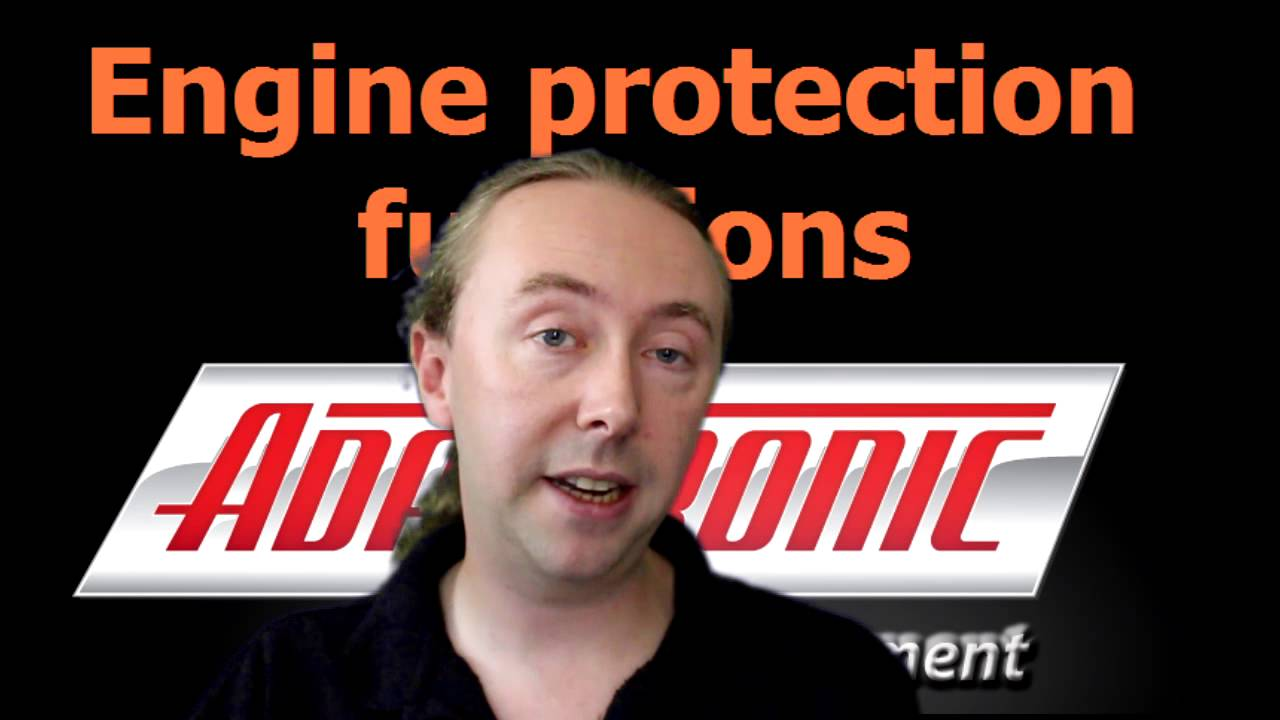 Engine Protection functions