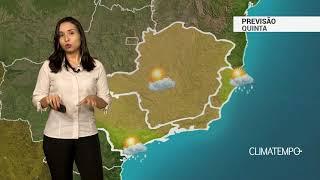 Previsão Sudeste – Ar seco ganha força