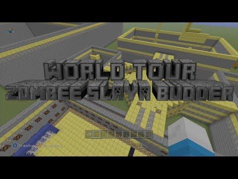 Z0mbee SLAYA Budder World Tour (Skydoesminecraft Tribute)
