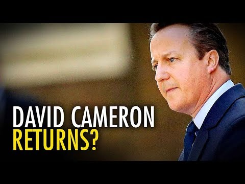 UK: Ex-PM David Cameron Wants BACK IN to Government! | Jack Buckby