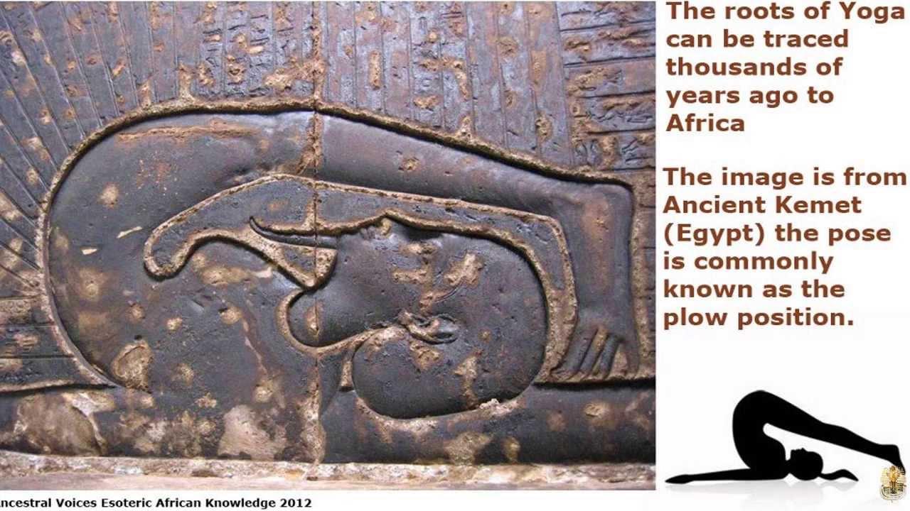 African Origins Of Yoga