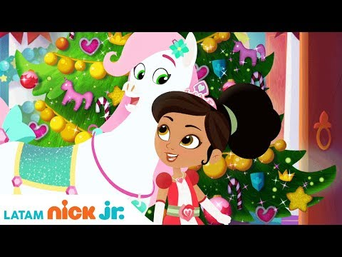 Nella the Princess Knight | 'That Time of Year' Music Video 🎄 | Nick Jr.