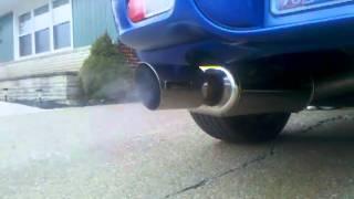 PT Cruiser Exhaust