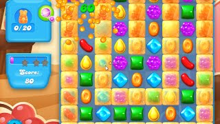 Candy Crush Soda Saga Level 100 | Complete Level No Booster