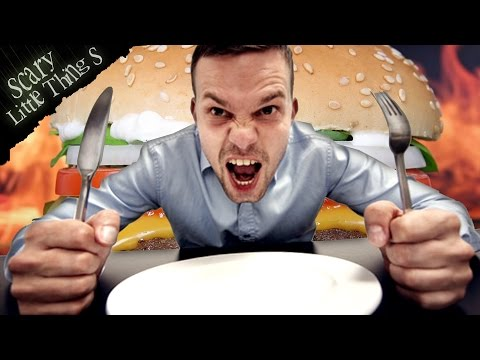 10 Disturbing Facts You Didn't Know About FAST FOOD! | SCARY LITTLE THINGS #4