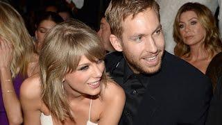 Taylor Swift Wins Best Album & Kisses Calvin Harris! 2015 Billboard Music Awards