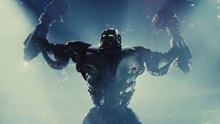 Фильм «Живая сталь» (бои роботов) Тизерный трейлер