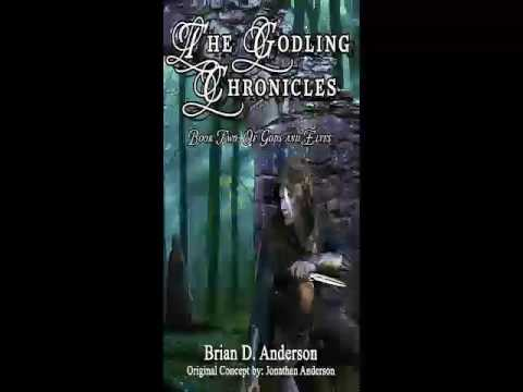 Brain D. Anderson - The Godling Chronicles - Book 2 - Of Gods and Elves - Audiobook - Part 1